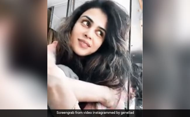 Genelia D'Souza's 'Basic Girl Tantrum' Video Is Cracking Up The Internet