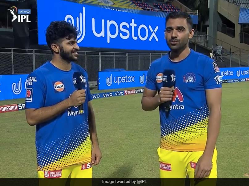 IPL 2021: Deepak Chahar Reveals Interesting Social Media Message After Match-Winning Spell Against Punjab Kings. Watch