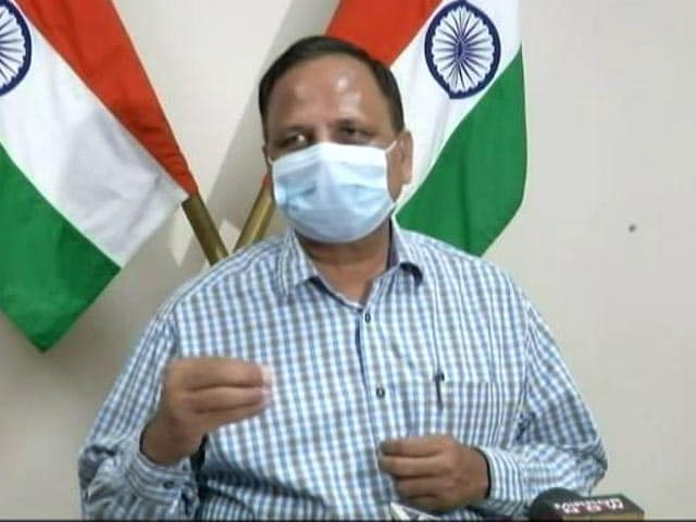 Video : Why Is Delhi Vaccination Below National Average? Minister's Answer