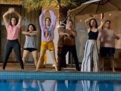 जाह्नवी कपूर ने 'कार्डी बी' गाने पर किया जबरदस्त डांस, फैन्स बोले- 'क्यूटनेस की दुकान'