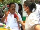Video: Ground Zero With Top Congress Leader In Kerala