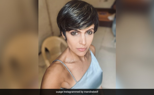 """Not Okay To Attack My Family, My Claws Will Come Out"": Mandira On Trolls"