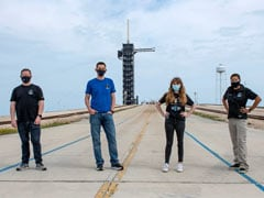 Next Stop, Space: All-Civilian Spaceflight Crew Ready With Tickets, Training