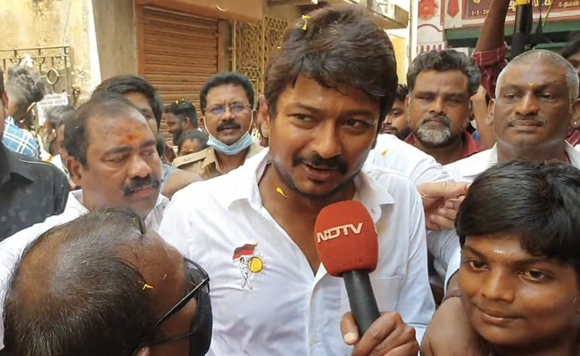 Election Commission Notice To DMK's Udhayanithi Stalin For Remarks On Sushma Swaraj, Arun Jaitley