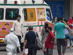 Nearly 18,000 Calls For Ambulances In A Week Over Covid: Delhi Government Data