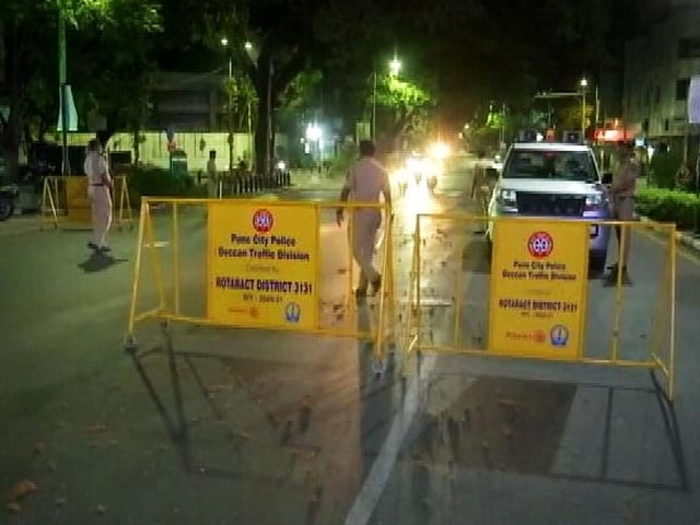 Video : Weekend Lockdown In Maharashtra Amid Worrying Covid Surge, Other Top Stories