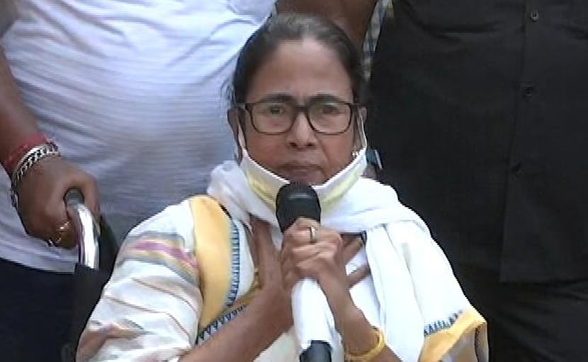 'You Can Issue 10 Notices But...': Mamata Banerjee To Election Commission