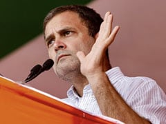 """Hatred Starts To Intensify"" Wherever BJP, RSS Go, Says Rahul Gandhi"