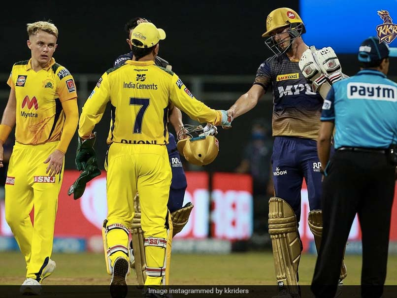 "IPL 2021: ""Coulda, Woulda, Shoulda..."" Shah Rukh Khan Tweets After KKR's Defeat To CSK"