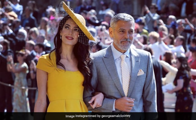 The ROFL Reason George Clooney's ER Has Been A 'Disaster' For His And Amal's Marriage