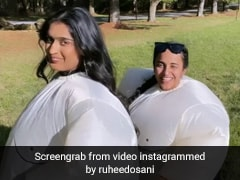 <i>Desi</i> Influencers In US Groove To '<i>UP Bihar Lootne</i>' In This ROFL Video