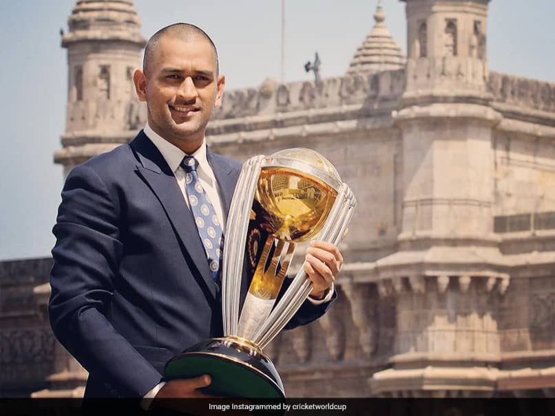 Waking Up To See MS Dhonis Shaved Head After 2011 World Cup Victory Surprised All Of Us: Team India Manager