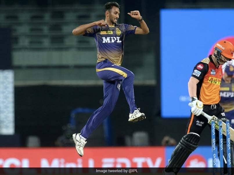 IPL 2021: Kolkata Knight Riders Notch 100th IPL Win With 10-Run Victory Over SRH