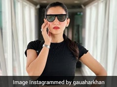 Lockdown Puts No Lock On Gauahar Khan's Travel Memories In Chic Style