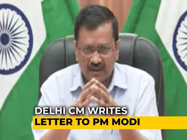 Video : 'Lift Vaccination Age Limit': Arvind Kejriwal To PM Modi Amid Covid Spike