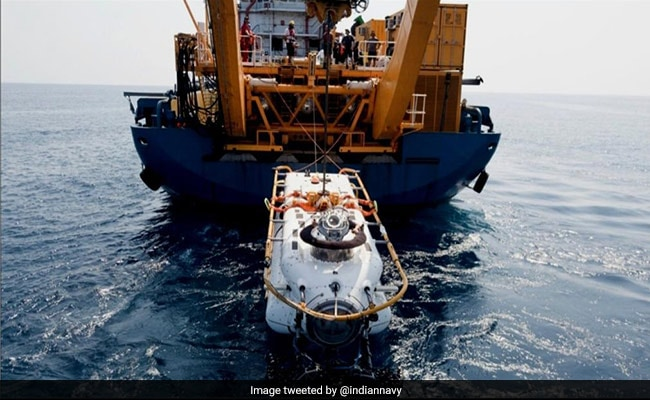 India Joins Rescue Operations for Missing Indonesian Submarine KRI Nanggala-402 With 53 On Board