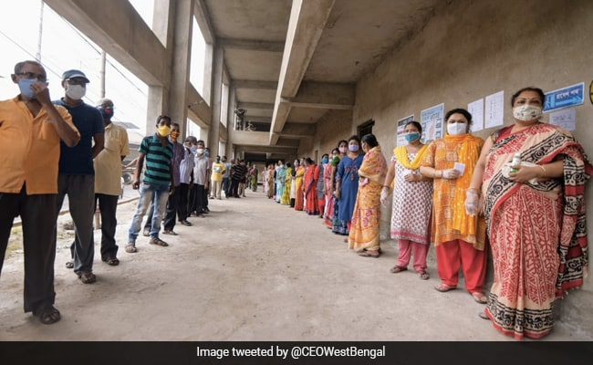 West Bengal Election Live Updates: 66.76% Voter Turnout Till 3 PM In Fourth Phase Of Bengal Polls