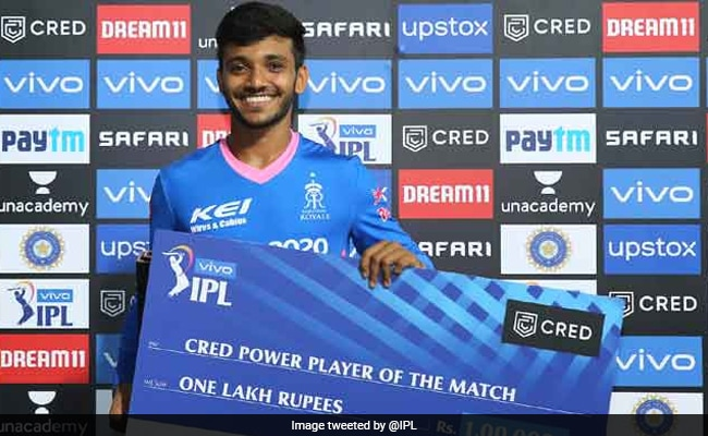 Chetan Sakariya is yet to believe that he has been selected in Indian team for Sri Lanka tour