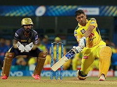 """IPL 2021: """"Need To Stay Humble,"""" MS Dhoni Told CSK After Scoring 220 vs KKR"""