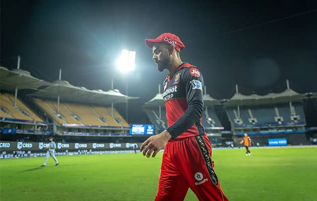 Virat Kohli Reprimanded For IPL Code Of Conduct Breach