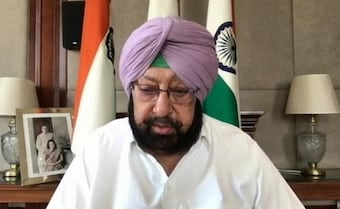 'Waiting For Centre Permission To Set Up Oxygen Plants': Amarinder Singh