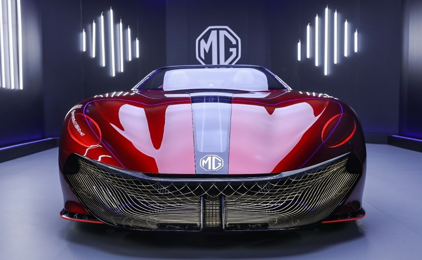 The Cyberster is developed by the team at the MG Advanced Design Centre in London