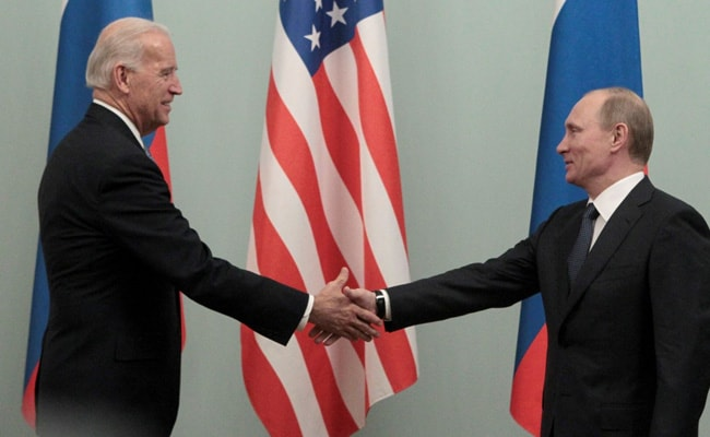 "New US Sanctions won't ""Help"" Putin-Biden Summit Plans: Russia"