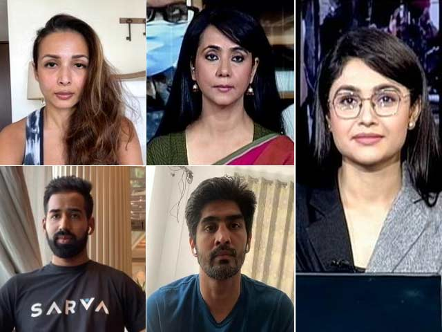 Video : NDTV Solutions Summit: Celebrities Talk About Rising Covid Cases In India
