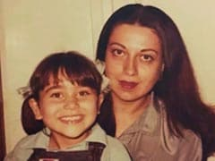 Karisma's Birthday Wish For Mom Babita Is A Throwback Gem