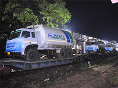 Ashok Leyland To Provide 24x7 Support To All Commercial Vehicles Carrying Oxygen, Essential Items