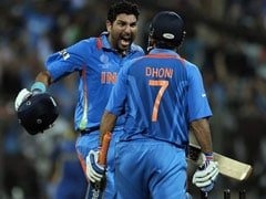 On 10th Anniversary Of India's World Cup Win, Relive The Magical Moments