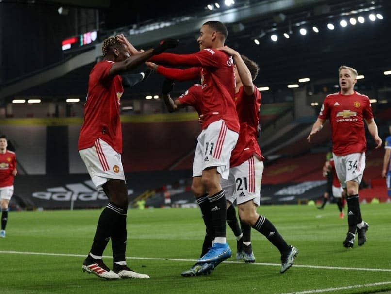 Premier League: Manchester United Bounce Back To Beat Brighton, Tottenham Held By Newcastle