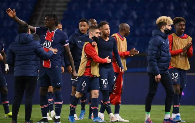 PSG Edge Epic UCL Tussle With Bayern Despite 2nd-Leg Defeat