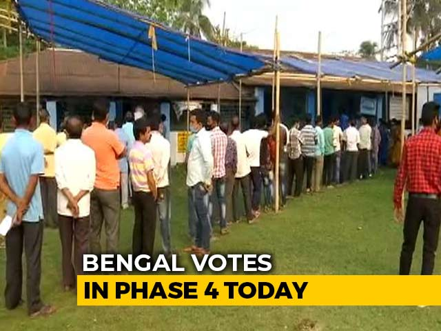 West Bengal Assembly Election: Voting In 44 Seats For 4th Phase