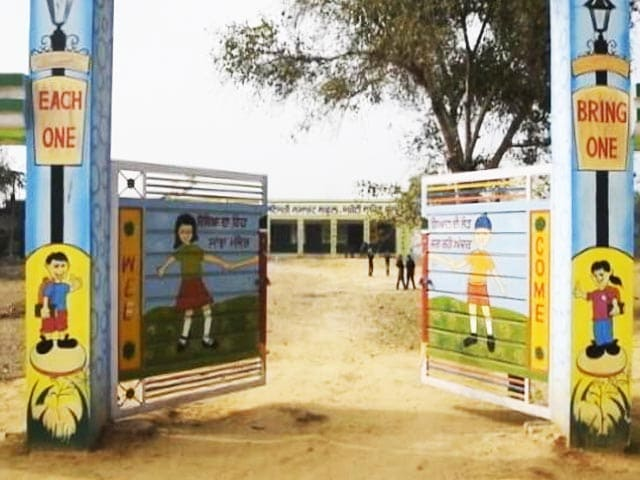 Video : Amid Covid Crisis, Punjab Government Schools' Admissions Rise