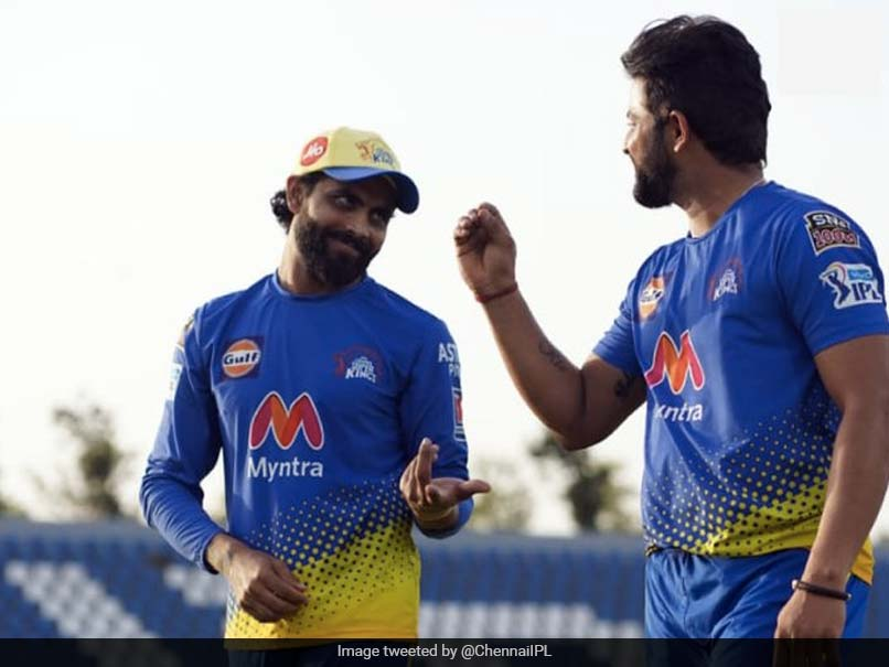 "IPL 2021: CSKs Ravindra Jadeja, Suresh Raina Combine ""To Take The 11 On The Other Side"""