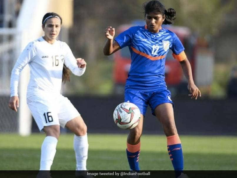 Indian Womens Football Team Go Down To Late Free-Kick vs Uzbekistan