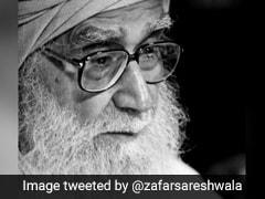 Maulana Wahiuddin Khan, Islamic Scholar, Dies Of COVID-19