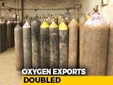 Video : India Oxygen Export Rose Over 700% In January 2021 vs 2020 Amid Pandemic