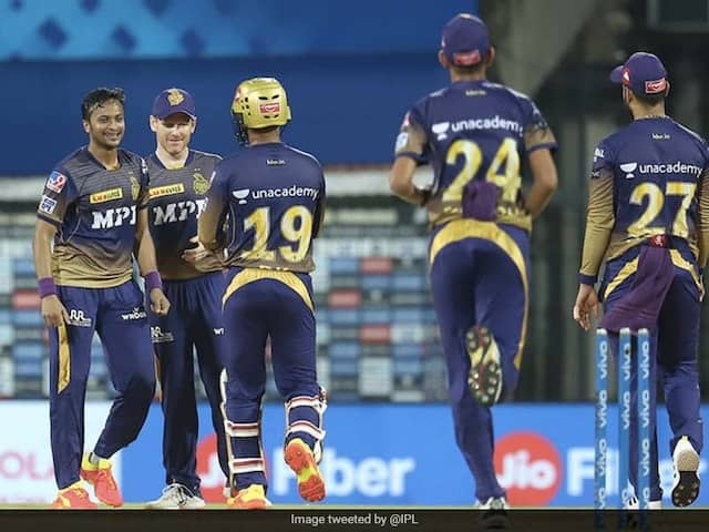 """IPL 2021: KKR Captain Eoin Morgan Delighted With """"Magnificent"""" Start"""