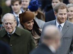 """Master Of Barbecue, Legend Of Banter"": Harry's Tribute To Grandpa Philip"