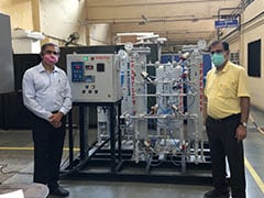 COVID-19: IIT Bombay Finds Innovative Way To Generate Oxygen