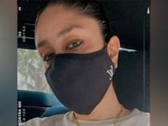 Kareena Kapoor ने पहना 26 हजार का मास्क, बोलीं- कोई प्रोपेगेंडा नहीं, आप सिर्फ मास्क पहनें...