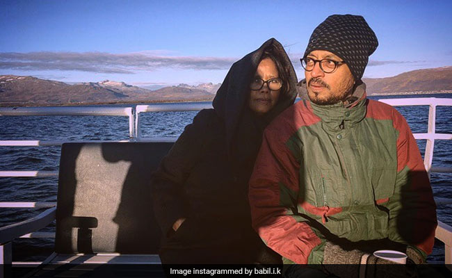 The Night Before Irrfan Khan's Death, Sutapa Sikdar And Her Friends Sang His 'Favourite Songs' To Him