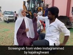 Kajal Raghwani पर शख्स ने किया हमला, तो एक्ट्रेस ने यूं किया चित- देखें Video