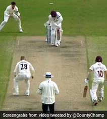 Watch: Contender To Rival Shane Warne's 'Ball Of The Century' Is Here