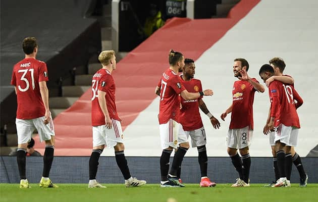 Europa League: Manchester United, Arsenal Cruise Into Last Four