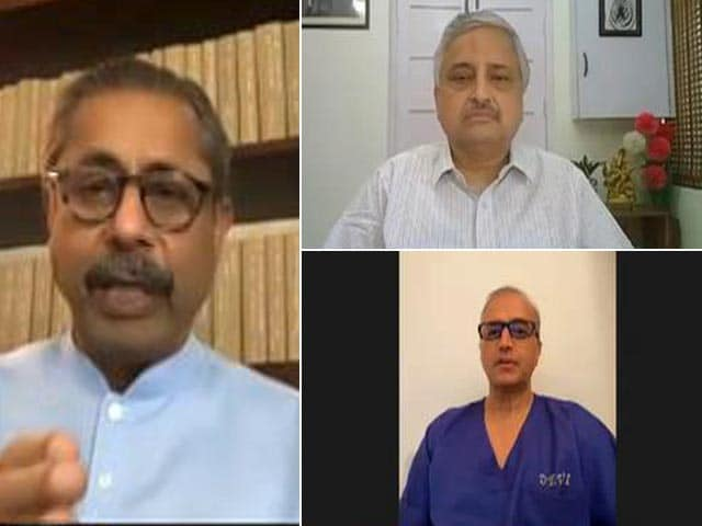 Video : Top Doctors On Combating India's Covid Surge