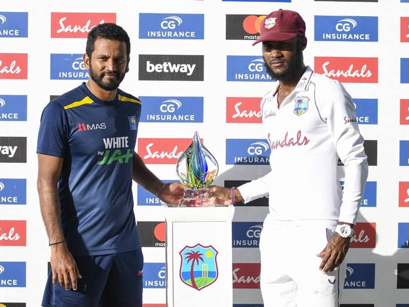 West Indies vs Sri Lanka: Sri Lanka Stand Firm In 2nd Test As Series Ends In 0-0 Draw