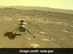 NASA's Ingenuity Helicopter Survives First Night Alone On Mars